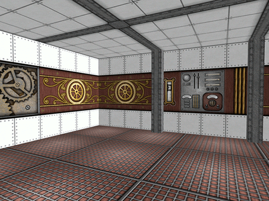 Steampunk Texture Set 12, Sample 1