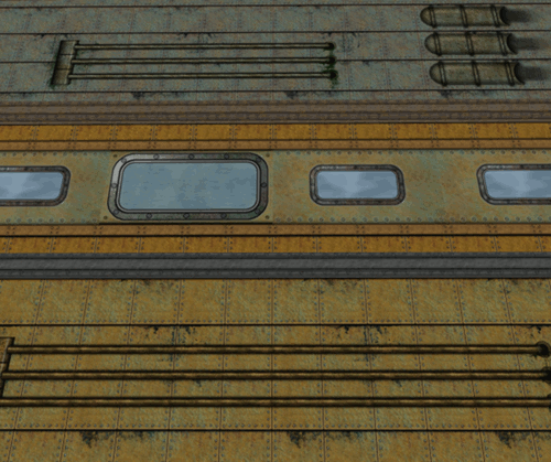 Steampunk Textures, Set 13, Sample 1