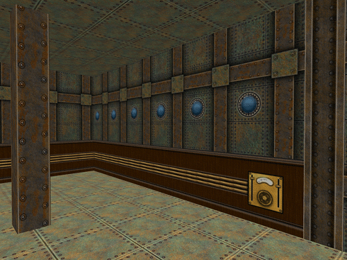 Steampunk Textures, Set 14, Sample 2
